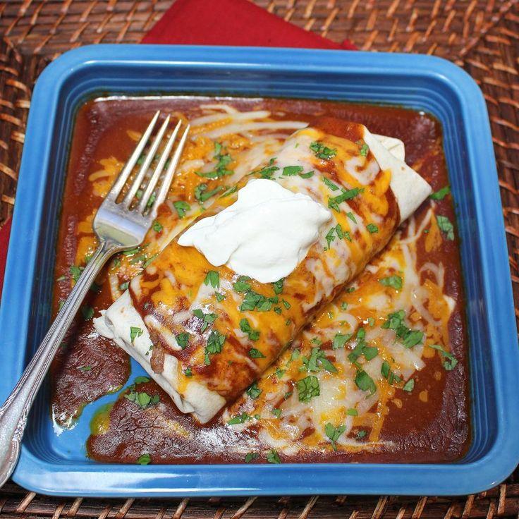 Wet Burritos recipe.