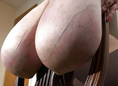 Remarkable, the Big tits with veins