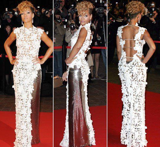 Do You Love Or Loathe Rihanna's Dress?
