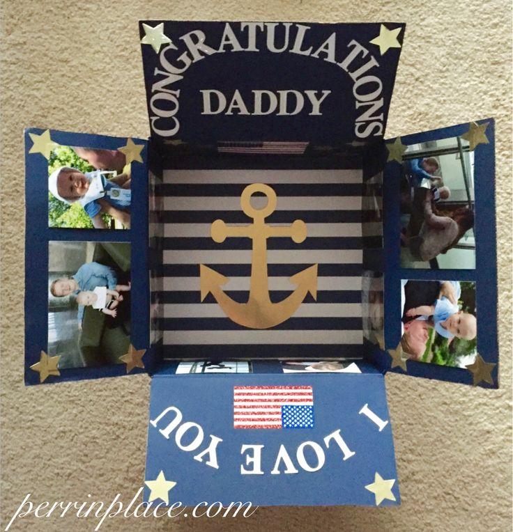 Navy OCS Candio Box