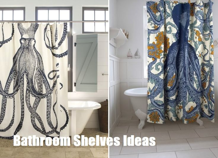 Amazing Bathroom Shelves Ideas Fancy Shower Curtains Funny Bathroom Decor Coral Bathroom Decor