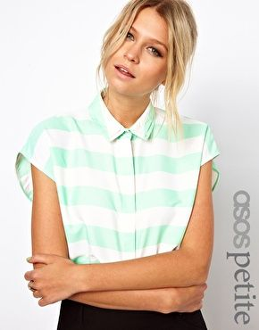 striped pastels ASOS