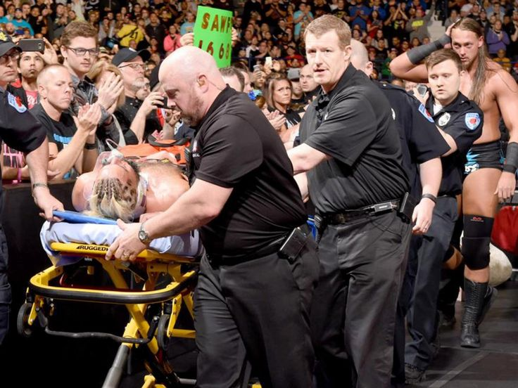 WWE Payback 2016 results: Enzo Amore injury causes show to be...: WWE Payback 2016 results: Enzo Amore injury… #EnzoAmoreInjury #EnzoAmore