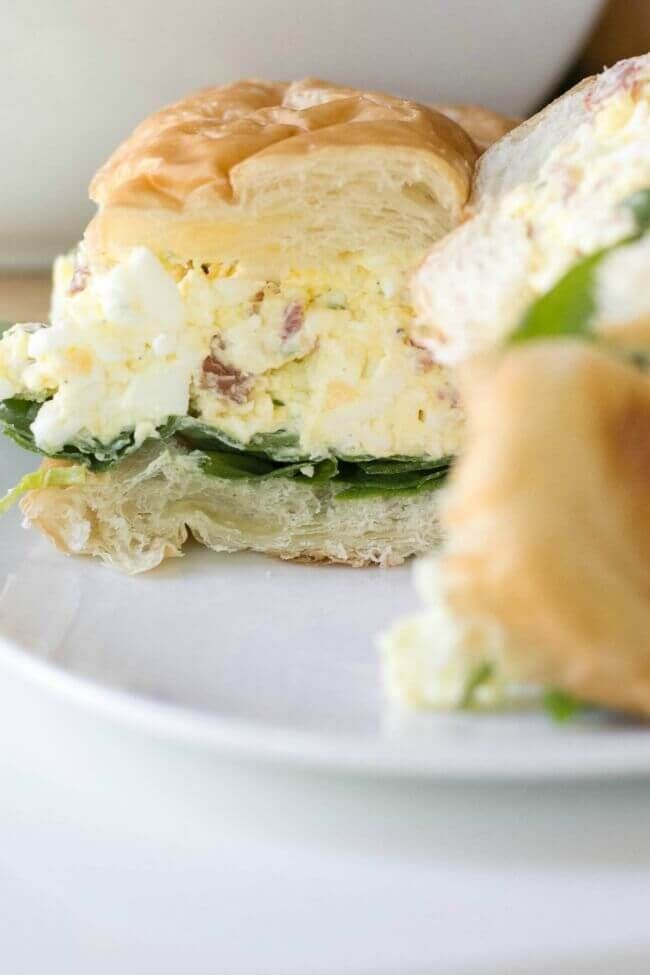 25+ best ideas about Easy egg salad on Pinterest   Egg ...