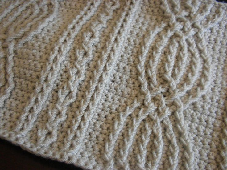Baby blanket for the Schaak's first baby