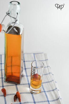 Liquore al peperoncino per brindare a me