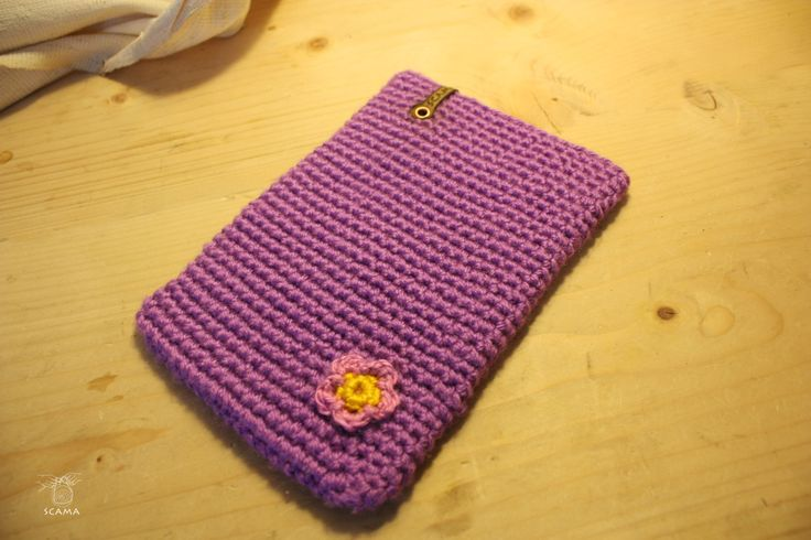 Hand Made,  Mini I Pad cover :)
