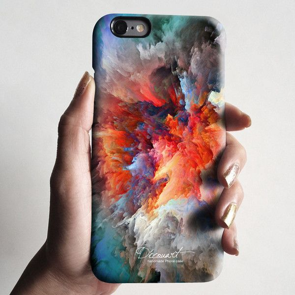 Abstract cloudscape iPhone 6 case, iPhone 6 Plus case S752