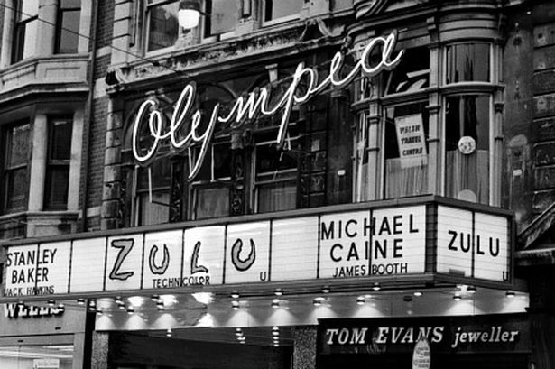 """""""The Olympia cinema in Cardiff was ran by a local family in the 1930s"""" - I saw the 1930s was a decade of economic and political instability. However, 1930s also was the decade of film. It also was the golden age in Hollywood. A lot of full-length films were produced in this decade."""