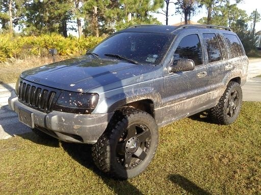 Lauer22s 2003 Jeep Grand Cherokee