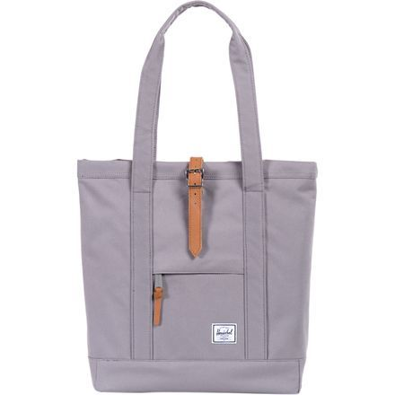 Herschel Supply Market Tote Grey/Tan