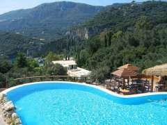 Ferienwohnung Liapades Korfu: Villa Linnea Korfu