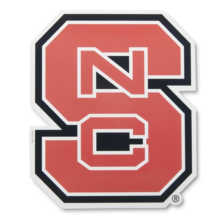 NCAA Magnet - North Carolina State University Wolfpack