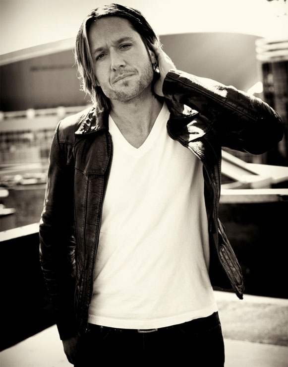 Keith Urban - Great singer, guitar player, and married to the most beautiful woman in the world.