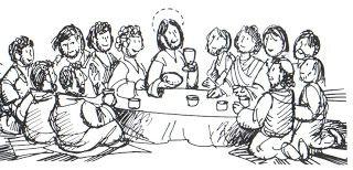 SGBlogosfera. Amigos de Jesús: JUEVES SANTO: APRENDEMOS Y DECORAMOS