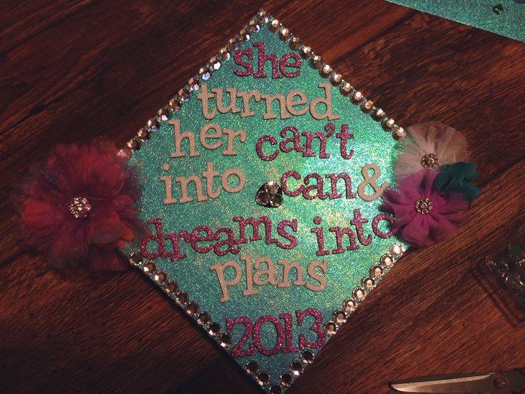 Graduation Cap Quotes. QuotesGram