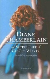 Book Review: The Secret Life of CeeCee Wilkes by Diane Chamberlain. What must a mother do to protect her daughter? An excellent mystery and drama set in North Carolina and with a character who has Rheumatoid Arthritis like the author and I do.