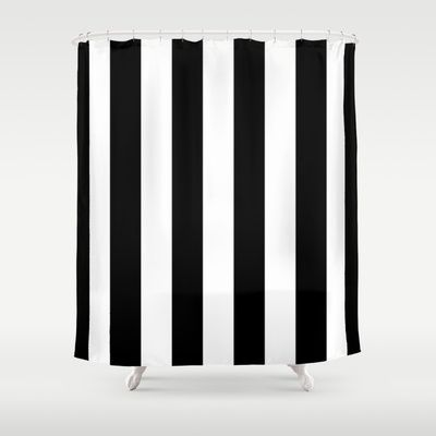 42 Best Images About Black And White Striped Shower Curtain On Pinterest Flower Shower Pink