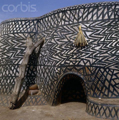 kassena west africa art - Google Search
