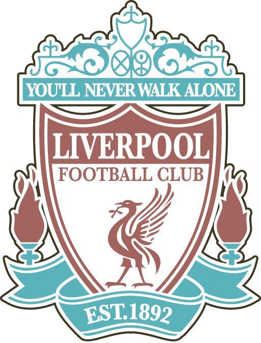 Liverpool FC Con acceso a formato AI www.logoeps.net