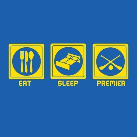 Eat.Sleep.Premier ❤ Tipperary hurling.