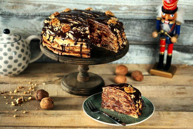 Elájultok! Itt a Gundel palacsinta torta! • Fördős Zé Magazin