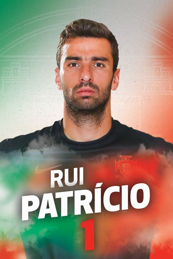 Portugal Euro2016 team soccer My aunt who is from Portugal loves Patricio but her fav is CR7