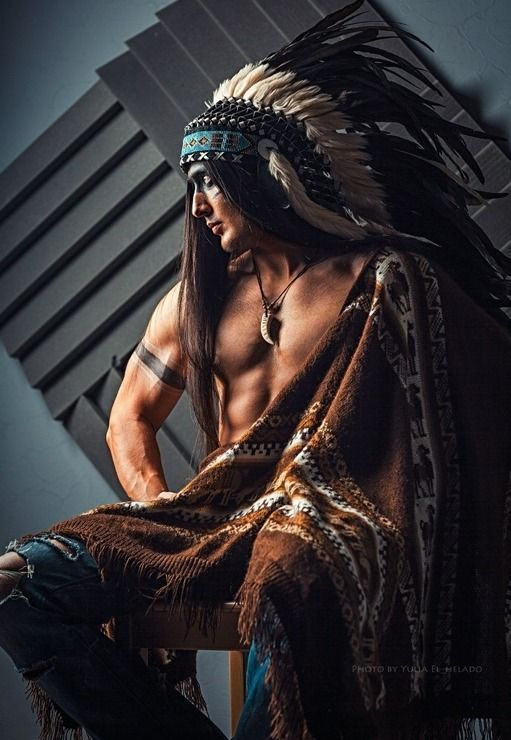 Long haired men you've never seen before #nativeamericanindians Long haired men you've never seen before