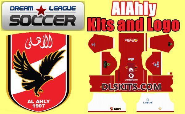 Dream League Soccer Kits Alahly Egypt With Logo Url 2017 2018 In 2020 Soccer Kits League Soccer
