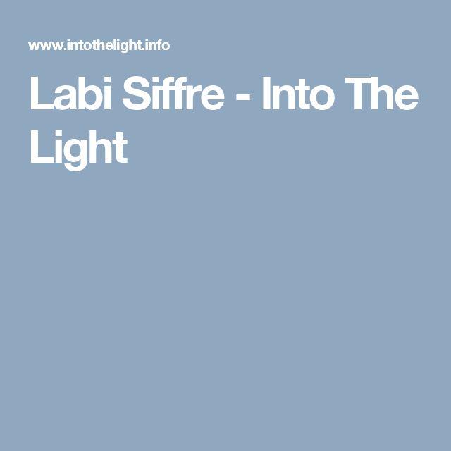 Labi Siffre - Into The Light