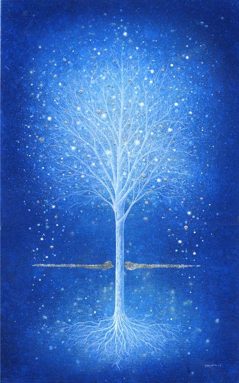 "Saatchi Art Artist: mark duffin; Giclée 2012 Printmaking ""Winter"""