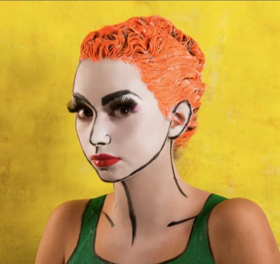 16 best Kryolan images on Pinterest | Make up, Face art and ...