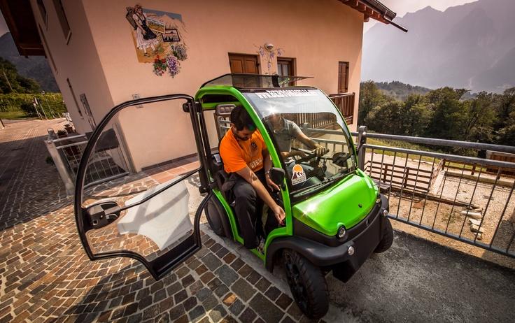 Un modo sostenibile per vivere la Valsugana - Eine umweltfreundliche Art, das Valsugana zu erleben