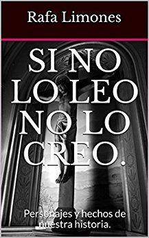 """""""Si no lo leo no lo creo"""" es el primero de una serie de tres publicaciones que hablan sobre todo tipo de fenómenos, hechos o personajes con alguna particularidad. Tratamos realidades, mitos, ficciones, leyendas y conspiraciones de todos los tiempos tratando la información recopilada con el mayor de los respetos. En este primer tomo hablamos de Dracula, El Área 51, Nikola Tesla, Charles Manson, El Grial como cáliz, Lago Ness, Shōichi Yoko....."""