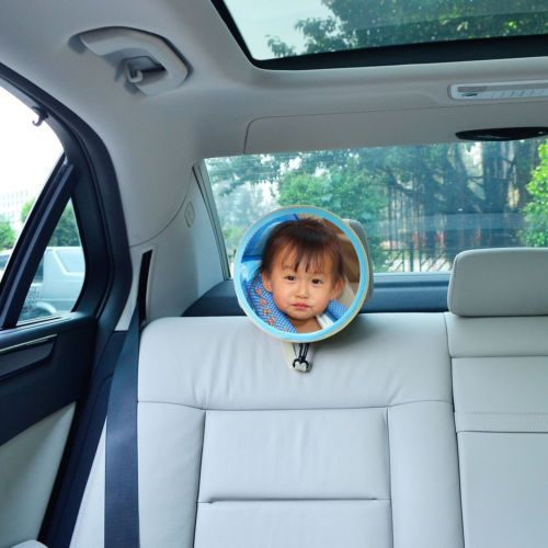 Mirror To See Baby In Forward Facing Car Seat