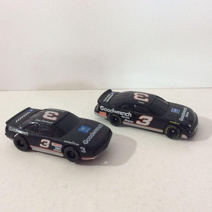 Dale Earnhardt Sr Matchbox & Race Track Car #3 Monte Carlo Nascar Racing  #Action #Chevrolet #daleearnhardt  #designsbymstore #ebay