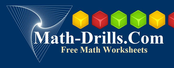 Free Math worksheets. Patterning math worksheets including picture patterns and number patterns at Math-Drills.com.