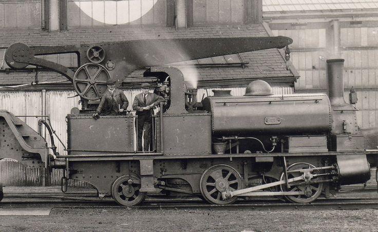 Crane Loco 0-4-2  'Bee' standard gauge