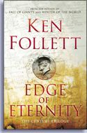Edge of Eternity (UK edition) - Ken Follet