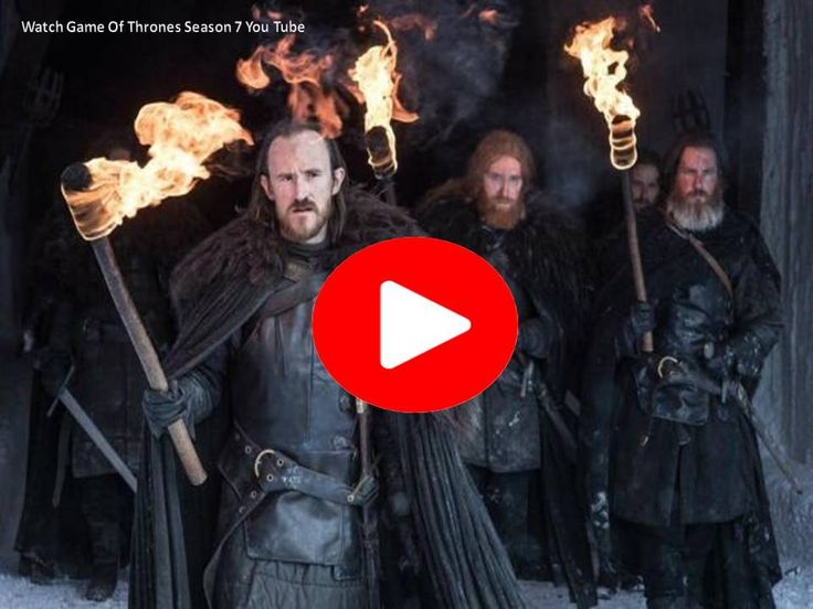 Watch Game Of Thrones Season 7 You Tube    The season -7 has released, teasing a royal brawl between the Queens And Kings of Westeros. So, don't miss it, just check it out here. After long break of 13 months, return to the land of battles and backstabbing.The actors have become very talented as they also have grown up with the show.Game of Thrones Episode 1 of season-7 is an opener and standout with all your expectations. Watch Online at…