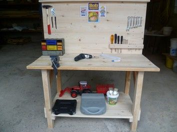 25 best ideas about kids workbench on pinterest kids tool bench kids work bench and toddler. Black Bedroom Furniture Sets. Home Design Ideas