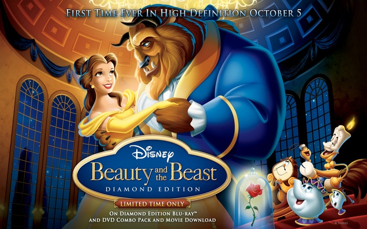 Beauty & the Beast. my absolute favorite.