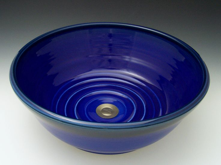 Indikoi Classic Is A Traditional Bowl Shaped Vessel Sink Hand Crafted From  High Fire Porcelain China. Due To The Hand Crafted Process Each Sink Will  Have ...