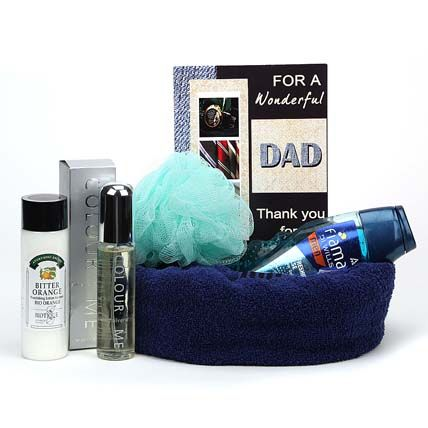 Fregrance Gifts for Father's Day Occasion