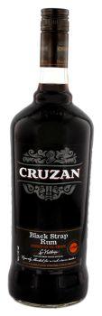 Cruzan Black Strap Rum 1L 40% - Britse Maagdeneilanden