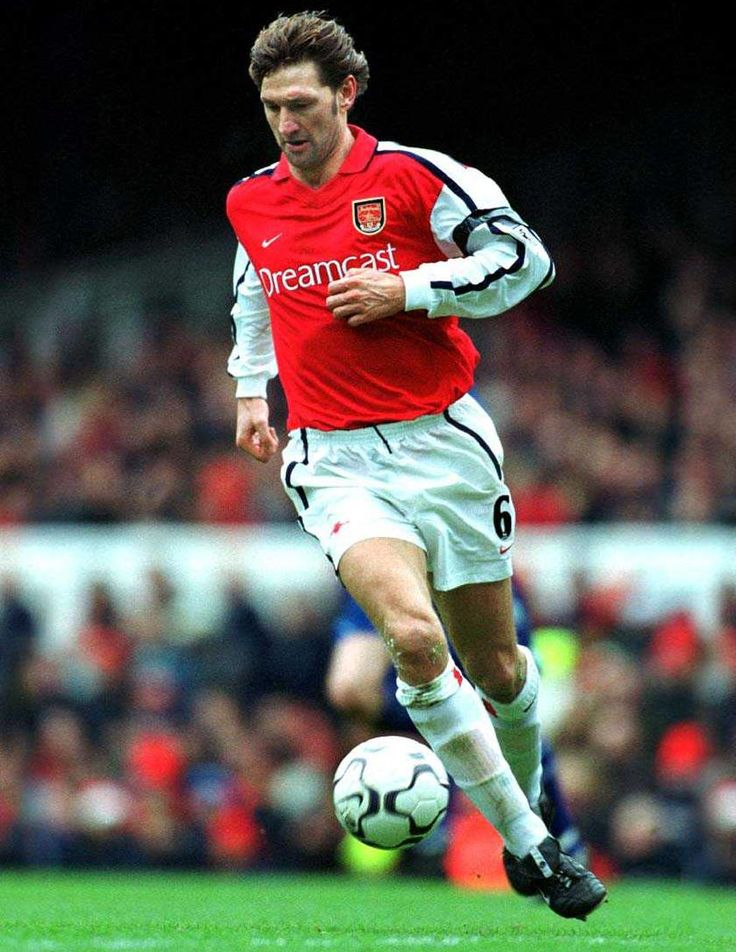 The one and only Mr. Arsenal, Tony Adams