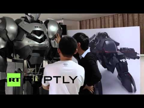 STRONGEST Man On Earth with robotic Suit exoskeleton robo suit help you to become strongest person STRONGEST Man in the world Facebook Page:-https://www.face...