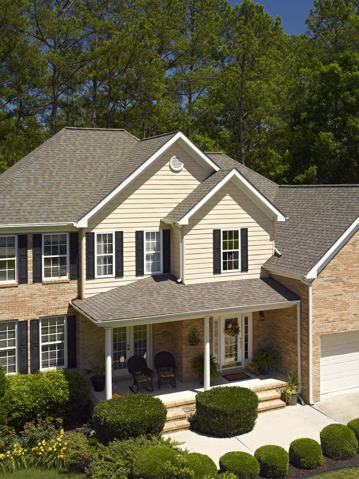 Landmark roof certainteed architectural shingles for Shingle home plans