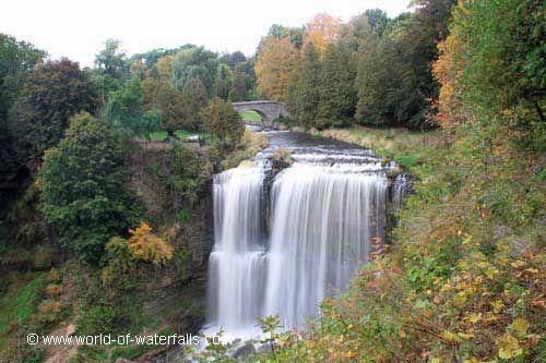 Webster's Falls  Dundas / Hamilton, Ontario, Canada