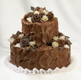 how to make a chocolate wedding cake 1000 ideas about chocolate wedding cakes on 15798